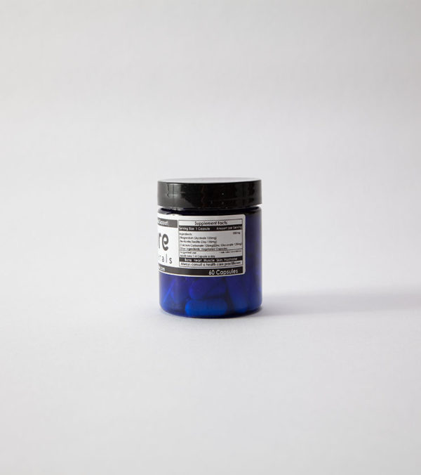 Core Minerals Foundational Support Capsules